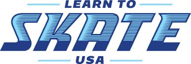 Learn To Skate USA logo