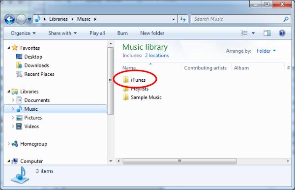 Managing Music